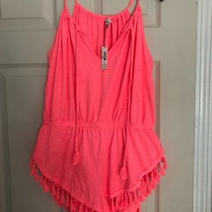 Victoria's Secret romper coverup